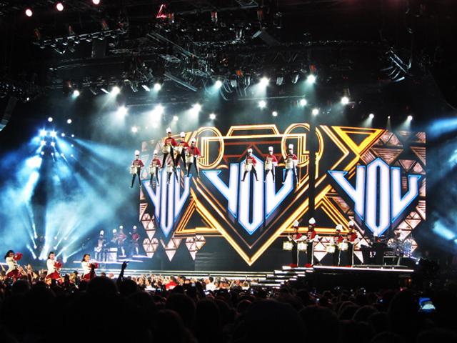 Tilles tankar om MDNA konserten på Ullevi.
