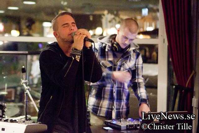 Live at heart: Erik Emanon