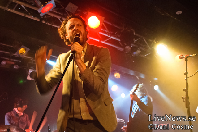 Father John Misty på Slussen