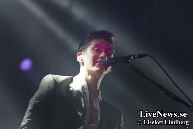 Arctic Monkeys på Hultsfred (Stockholm) 2013
