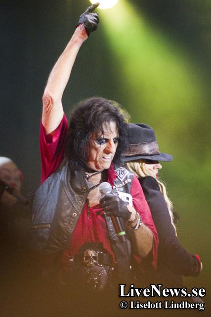 Alice Cooper på Sweden Rock