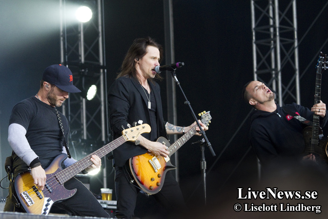 Alter Bridge på Sweden Rock