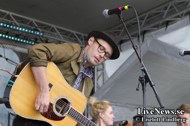 Basko Believes på Rolling Rootsy Revue