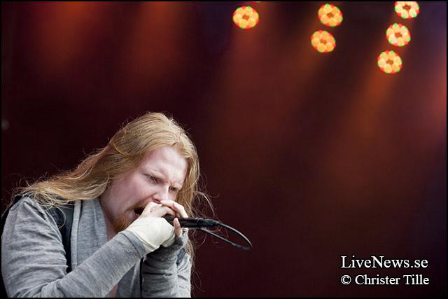 Eyes wide open på Sweden Rock