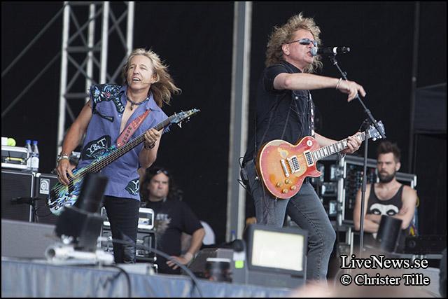 y&t på Sweden Rock