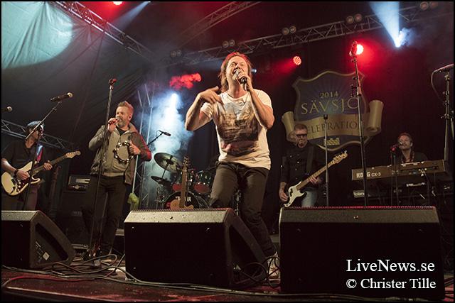 Sävsjö Celebration show