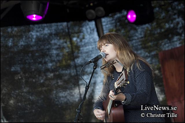 Ellen Sundberg på Sävsjö Celebration