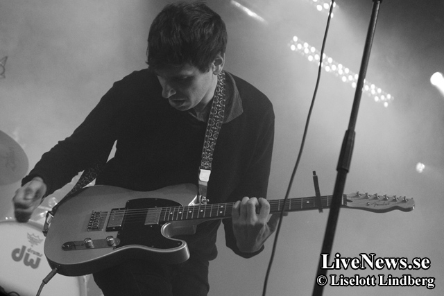 The Pains Of Being Pure At Heart på Popaganda