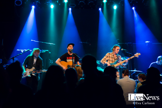 Jultävling!! Vinn biljetter till Björns Band på The Tivoli.