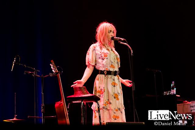 Lisa Ekdahl på Konsert och Kongress