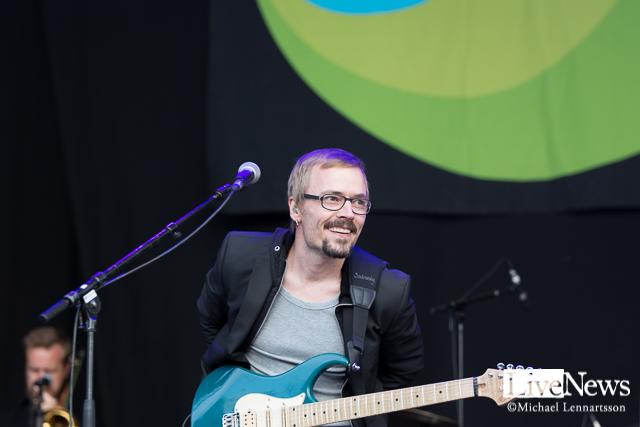 Ole Børud på Torsjö Live