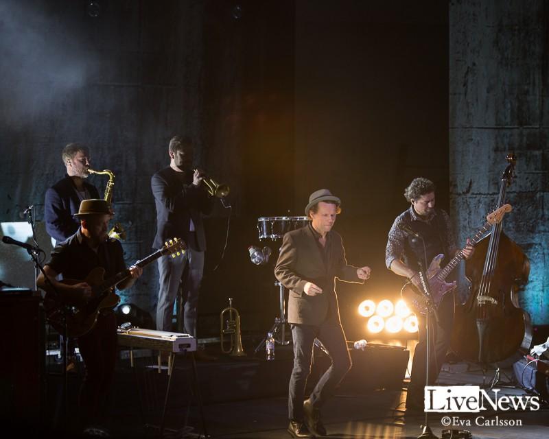 Bo Kaspers Orkester på Helsingborgs Konserthus