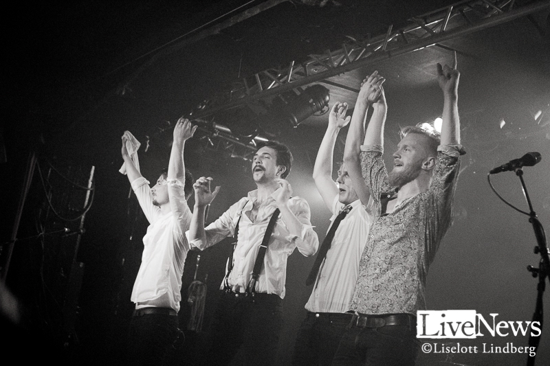 Royal Republic_Debaser Strand_Stockholm_2016_11