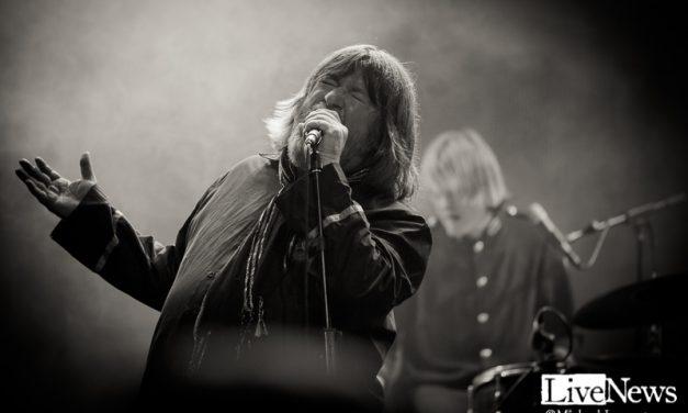 Ebbot Lundberg på The Tivoli