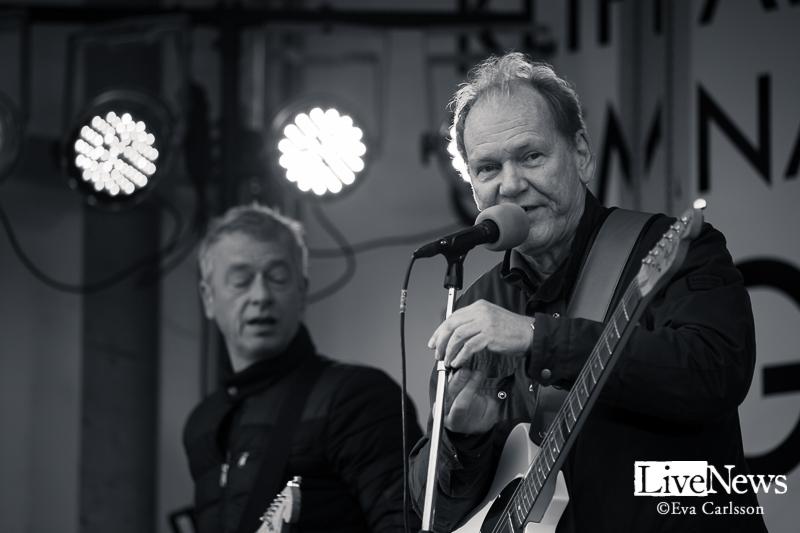 Torsson ger en gratis konsert – Torget i Klippan