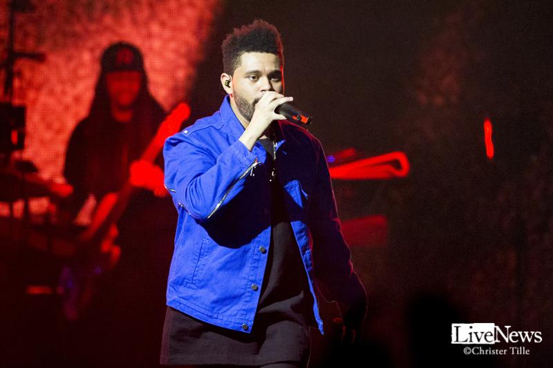 The Weeknd_Ericsson Globe_2017_07