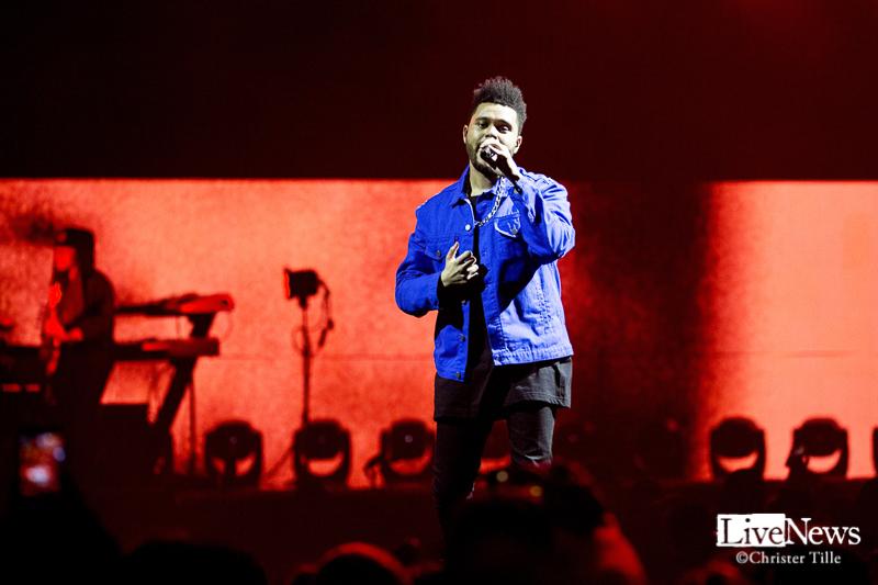 The Weeknd_Ericsson Globe_2017_09