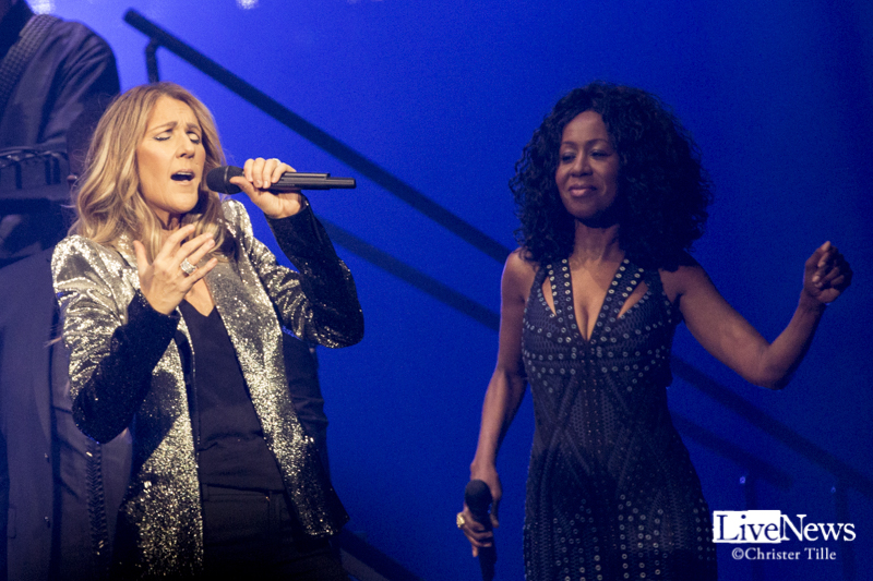 Celine Dion_Tele2_Arena_2017_12
