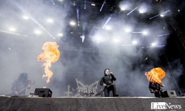 Dark Funeral på Bråvall