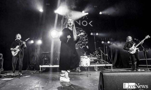 Sofia Jannok på Peace & Love