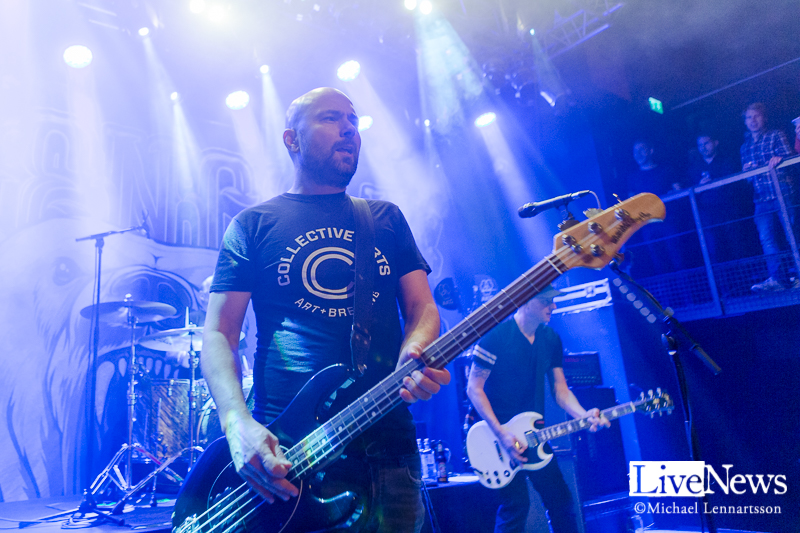 Millencolin på The Tivoli