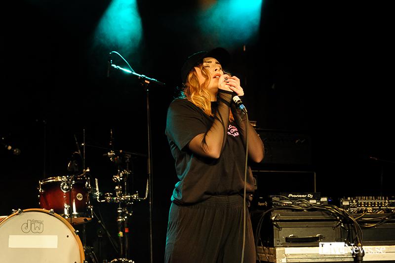 Estherlivia på Where's The Music?