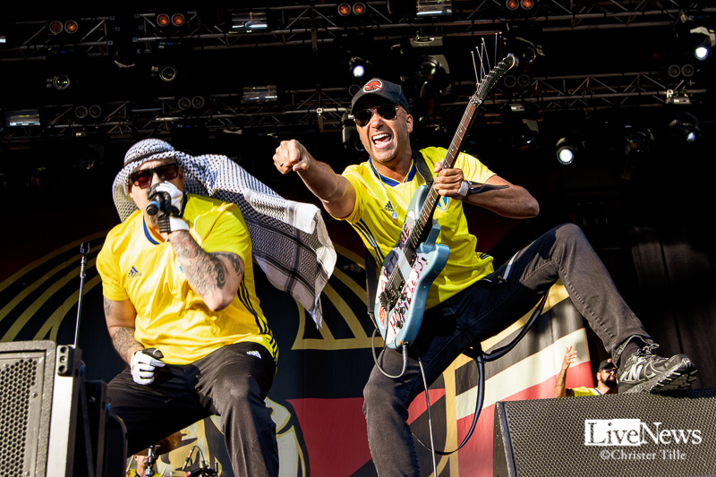 Prophets of Rage_Grona Lund_2018_01