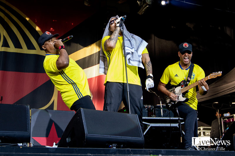 Prophets of Rage_Grona Lund_2018_09