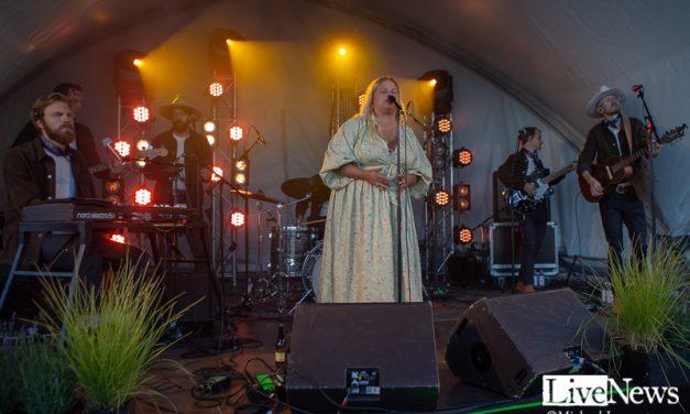 Sarah Klang på Torsjö Live