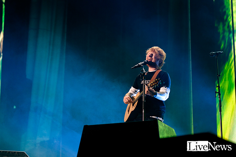 Ed Sheeran_Friends Arena_2018_03