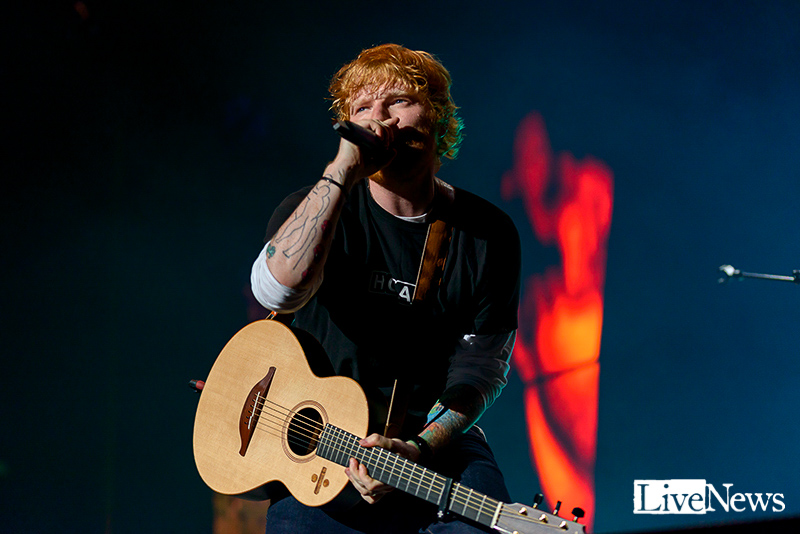 Ed Sheeran_Friends Arena_2018_04