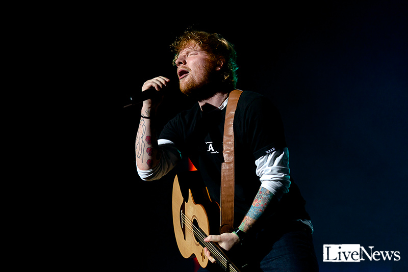 Ed Sheeran_Friends Arena_2018_05