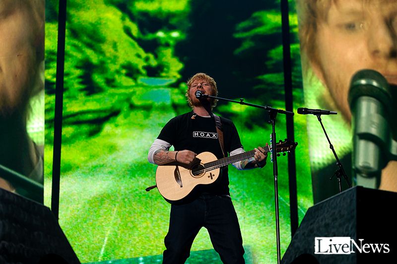 Ed Sheeran_Friends Arena_2018_06