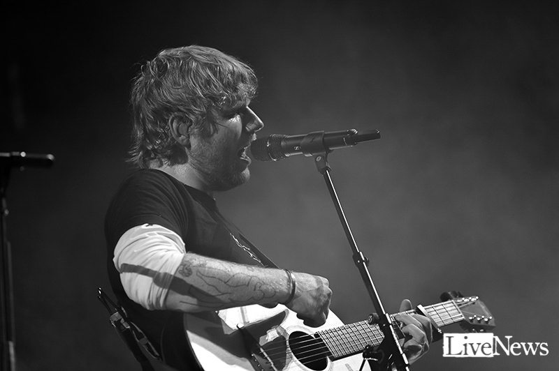 Ed Sheeran_Friends Arena_2018_07