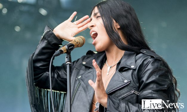 Loreen på Let´s Make Love Great Again