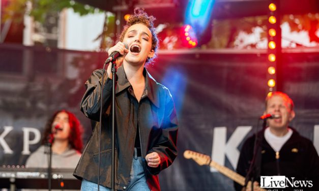 Rhys på Kalmar Stadsfest