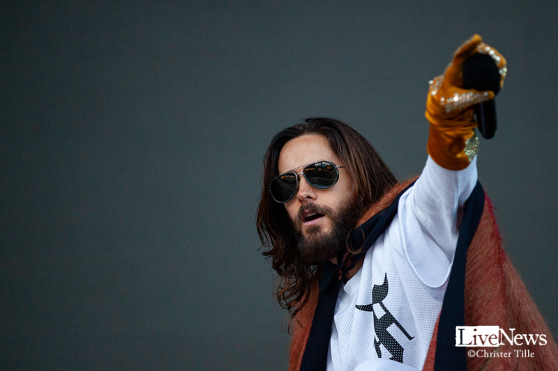 Thirty Seconds To Mars på Gröna Lund