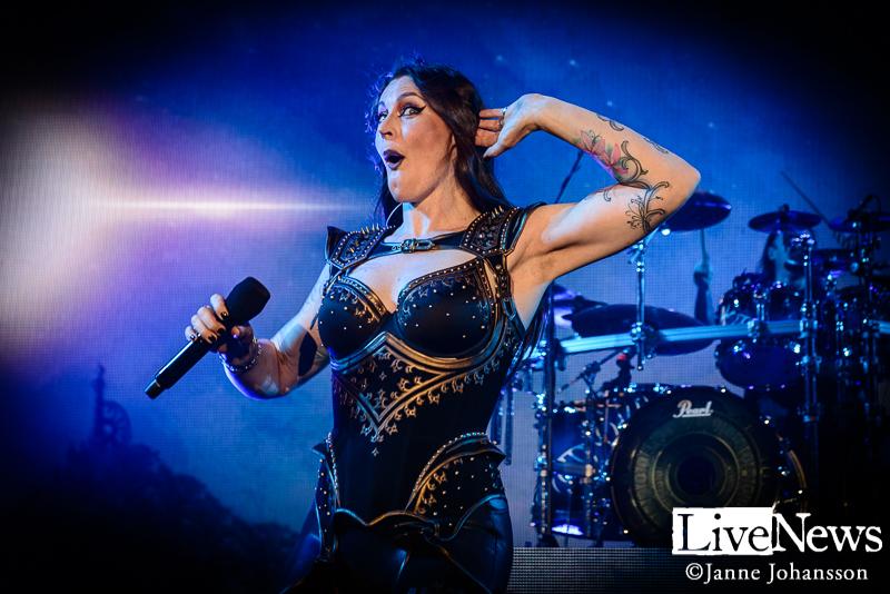 12 - Nightwish - Partille Arena - Partille - 2018-11-02 - För LiveNews.se-339