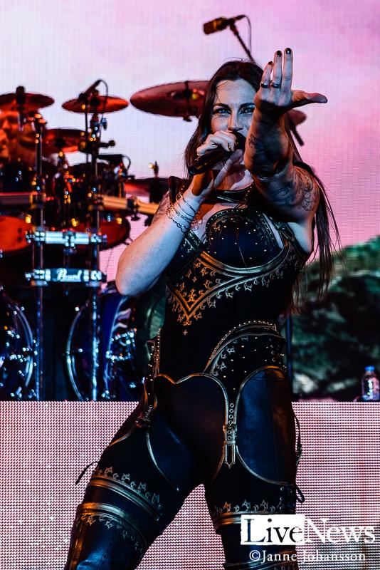 14 - Nightwish - Partille Arena - Partille - 2018-11-02 - För LiveNews.se-402