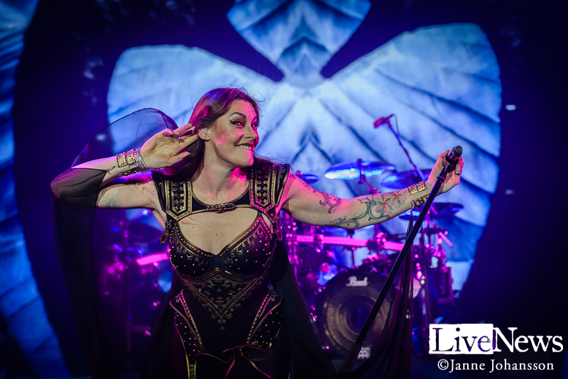 2 - Nightwish - Partille Arena - Partille - 2018-11-02 - För LiveNews.se-49