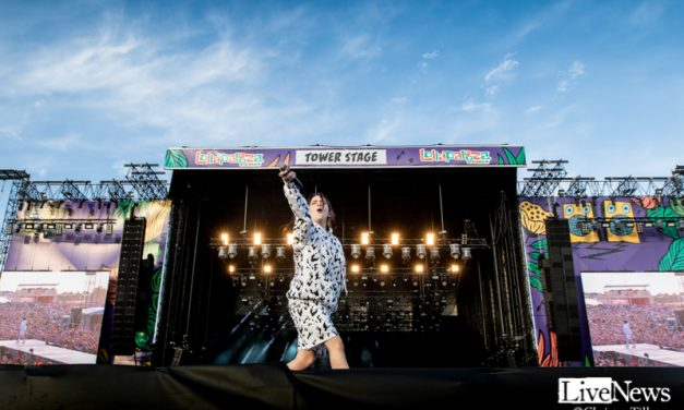 Billie Eilish på Lollapalooza