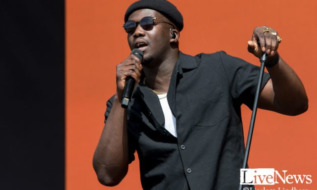 Jacob Banks på Lollapalooza