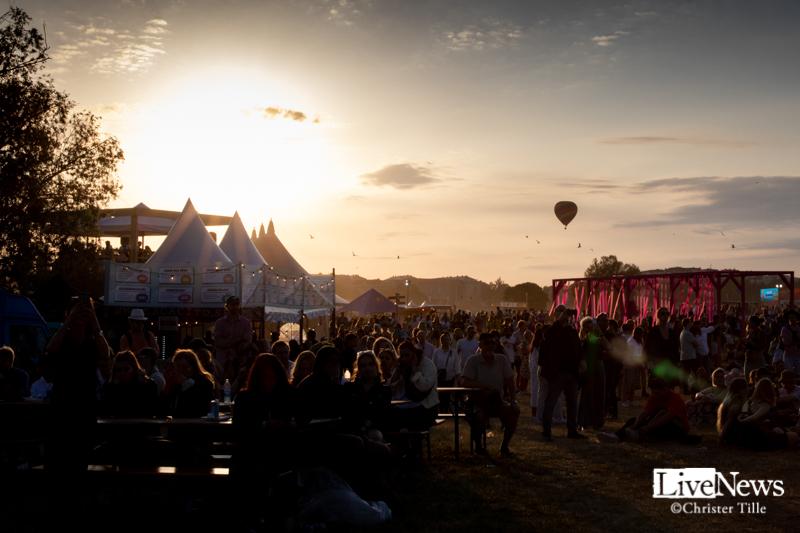 Missa inte på Lollapalooza söndag