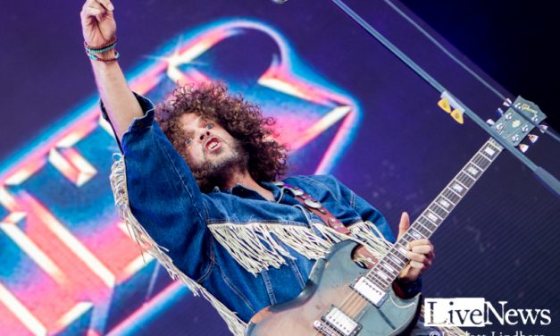 Wolfmother på Lollapalooza