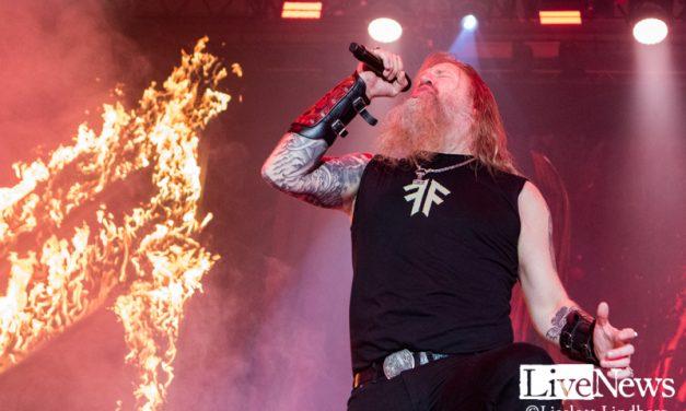 Amon Amarth, Arch Enemy & Hypocrisy på Annexet