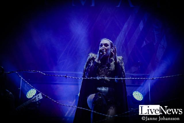 7 - Amaranthe - Scandinavium - Göteborg - 2020-02-14 - För LiveNews.se (49 of 176)