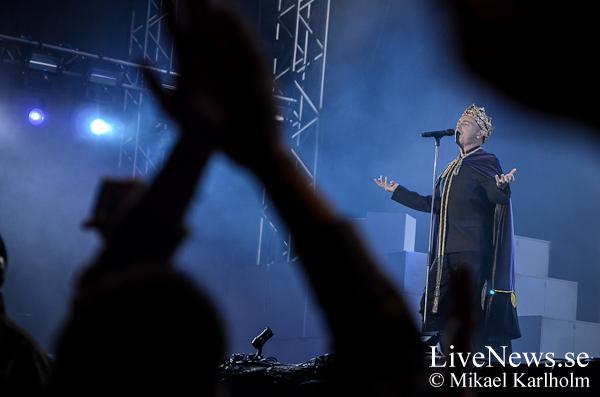 Pet Shop Boys på Døgnvill-festivalen, Norge