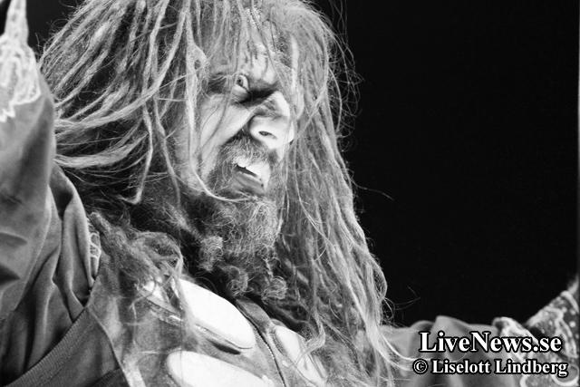 Rob Zombie på Hovet 2012_73