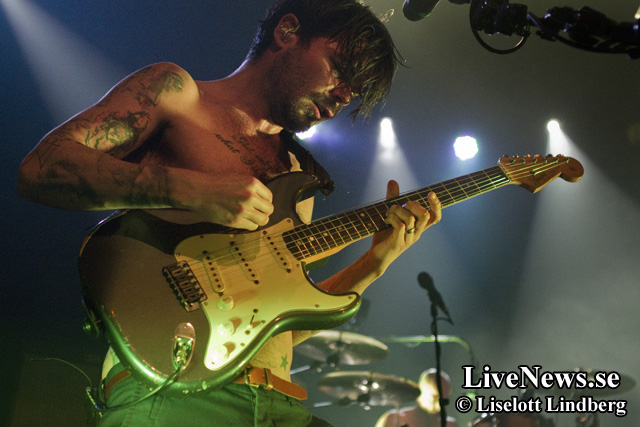 Biffy Clyro på Berns