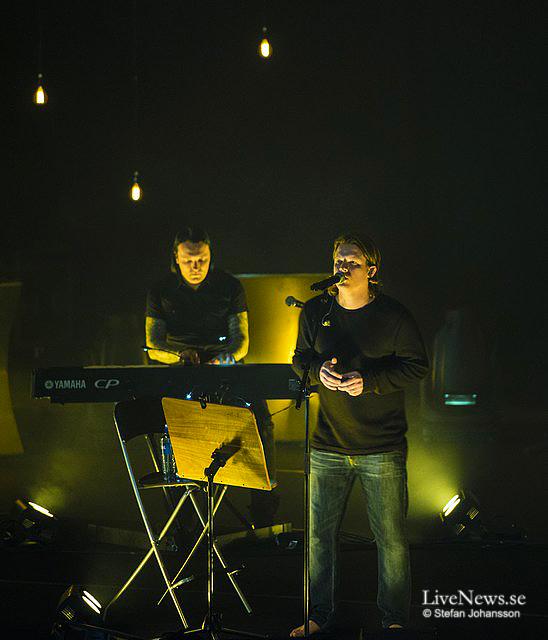 Takida på Malmö konserthus